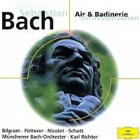 Aurele Nicolet, Hedwig Bilgram, Ulrike Schott, Iwona Futterer, Karl Richter – Bach: Orchestral Suite No.2 In B Minor BWV 1067