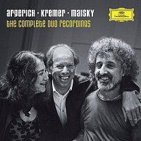 Martha Argerich, Gidon Kremer, Mischa Maisky – The Complete Duo Recordings