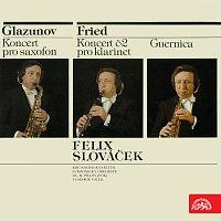 Felix Slováček, Symfonický orchestr hl.m. Prahy (FOK), Vladimír Válek – Glazunov, Fried: Koncert Es dur, Quernica