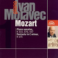 Ivan Moravec – Mozart: Klavírní sonáty K 333, 457, 570, Fantazie K 475