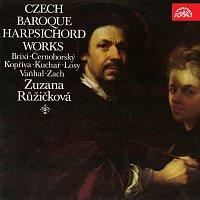 Zuzana Růžičková – České barokní skladby pro cembalo