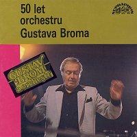 50 let orchestru Gustava Broma