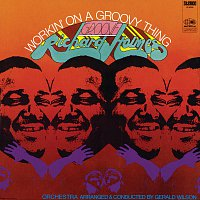 """Richard """"Groove"""" Holmes – Workin' On A Groovy Thing"""