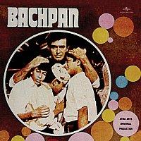 Přední strana obalu CD Bachpan