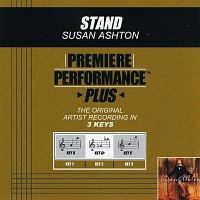 Přední strana obalu CD Premiere Performance Plus: Stand