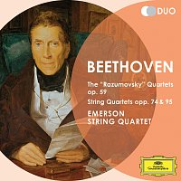 "Emerson String Quartet – Beethoven: The ""Razumovsky"" Quartets, Op.59; String Quartets, Op.74 & Op.95"