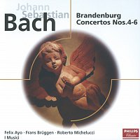 I Musici – Bach, J.S.: Brandenburg Concertos Nos.4-6; Concerto for 2 harpsichords