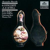 "Heinz Holliger, Louise Pellerin, Camerata Bern – Marcello: 6 Concerti ""La Cetra"""