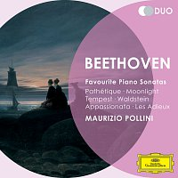 Maurizio Pollini – Beethoven: Favourite Piano Sonatas - Pathétique; Moonlight; Tempest; Waldstein; Appassionata; Les Adieux – CD
