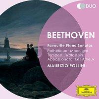 Maurizio Pollini – Beethoven: Favourite Piano Sonatas - Pathétique; Moonlight; Tempest; Waldstein; Appassionata; Les Adieux