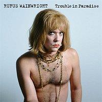 Přední strana obalu CD Trouble In Paradise