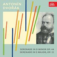 Různí interpreti – Dvořák: Serenáda d moll op. 44, Serenáda E dur op. 22
