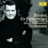 """Wiener Philharmoniker, Christian Thielemann – Strauss: Ein Heldenleben; Symphonic Fantasy from """"Die Frau ohne Schatten"""""""