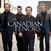 Přední strana obalu CD The Canadian Tenors