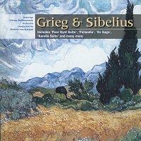 Horst Stein, Lorin Maazel, Herbert von Karajan, Wiener Philharmoniker – Music by Grieg and Sibelius