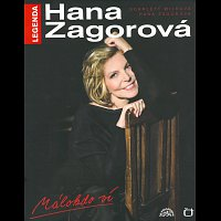Hana Zagorová – Legenda - Málokdo ví (kniha+DVD+CD)