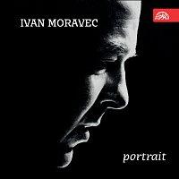 Přední strana obalu CD Ivan Moravec - Portrait