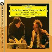 Chicago Symphony Orchestra, London Symphony Orchestra, Claudio Abbado – Bartók: Piano Concertos Nos.1 & 2; Two Portraits Op.5