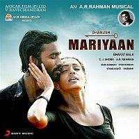 Přední strana obalu CD Mariyaan (Original Motion Picture Soundtrack)