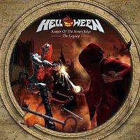 Přední strana obalu CD Keeper of the Seven Keys: The Legacy