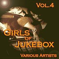 Různí interpreti – Girls of JukeBox Favorites, Vol. 4