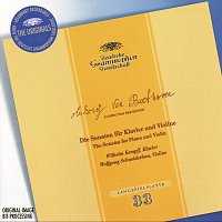 Wilhelm Kempff, Wolfgang Schneiderhan – Beethoven: Sonatas For Piano And Violin