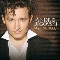 Přední strana obalu CD My World
