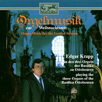 Edgar Krapp, Johann Pachelbel – Orgelmusik zur Weihnachtszeit