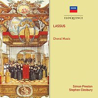 The Choir of King's College, Cambridge, Stephen Cleobury, Simon Preston – Lassus: Choral Music