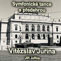 Přední strana obalu CD Vítězslav Juřina-Symfonické tance s předehrou