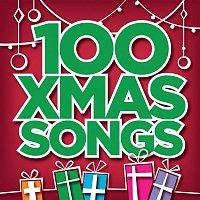 Přední strana obalu CD Top 100 Xmas Songs