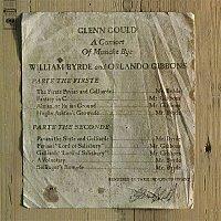 Glenn Gould – A Consort of Musicke Bye William Byrde and Orlando Gibbons