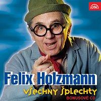 Přední strana obalu CD Holzmann: Všechny šplechty - bonusové CD