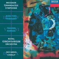 Jean-Yves Thibaudet, Takashi Harada, Royal Concertgebouw Orchestra – Messiaen: Turangalila Symphony