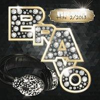 Přední strana obalu CD Bravo Hits 2013 - 2
