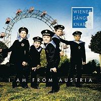 Přední strana obalu CD I Am From Austria