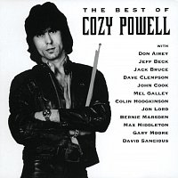 Přední strana obalu CD The Best Of Cozy Powell