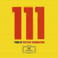 Přední strana obalu CD 111 Years of Deutsche Grammophon