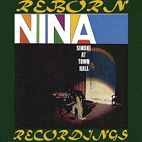 Nina Simone – At Town Hall (HD Remastered)