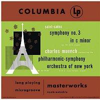 "Charles Munch, New York Philharmonic Orchestra, Camille Saint-Saens – Saint-Saens: Symphony No. 3 in C Minor, Op. 78 ""Organ"""