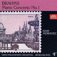 Přední strana obalu CD Brahms: Koncert pro klavír a orchestr č. 1 d moll