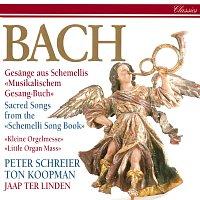 Peter Schreier, Ton Koopman, Jaap Ter Linden – Bach, J.S.: Schemelli-Gesange; Kleine Orgelmesse