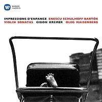 Gidon Kremer – Enescu: Impressions d'enfance - Schulhoff & Bartók: Violin Sonatas