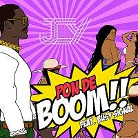 JCY, Busy Signal – Pon De Boom