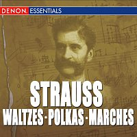 Vlastimil Horák, Radio Bratislava Symphony Orchestra – Strauss Waltzes, Polkas & Marches - Radio Bratislava Symphony Orchestra