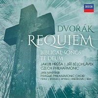 Czech Philharmonic Orchestra, Jakub Hrůša, Jiří Bělohlávek, Jan Martiník – Dvořák: Requiem, Biblical Songs, Te Deum