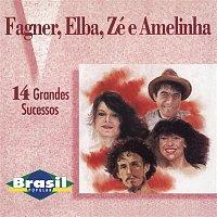 Fagner, Elba Ramalho, Zé Ramalho, Amelinha – Brasil Popular: 14 Grandes Sucessos