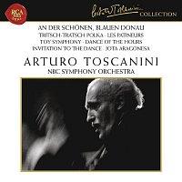 Arturo Toscanini, Leopold Mozart, NBC Symphony Orchestra – Waldteufel - Mozart - Strauss - Paganini - Bach - Glinka