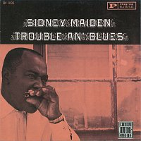 Přední strana obalu CD Trouble An' Blues