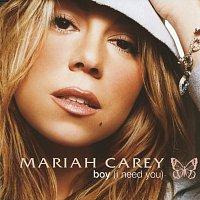 Přední strana obalu CD Boy(I Need You) [Int'l - ECD maxi]